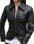 Destiny Women Leather Jacket