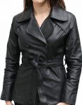 Martha Women Leather Jacket