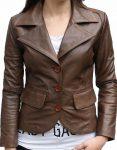 Seraph Women Leather Jacket
