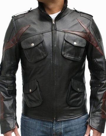 Prototype 2 Leather Jacket