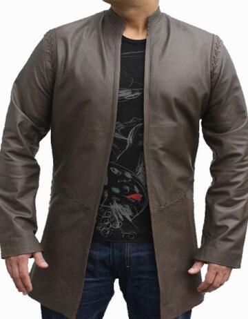 Ranger leather jacket