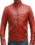Superman Red Jacket