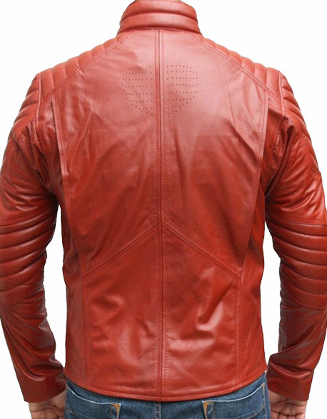 SuperMan-Red-Jacket-Back