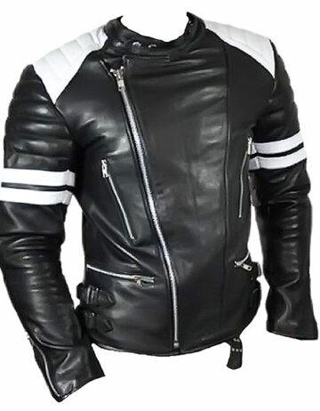 Racing Motorbike Leather jacket