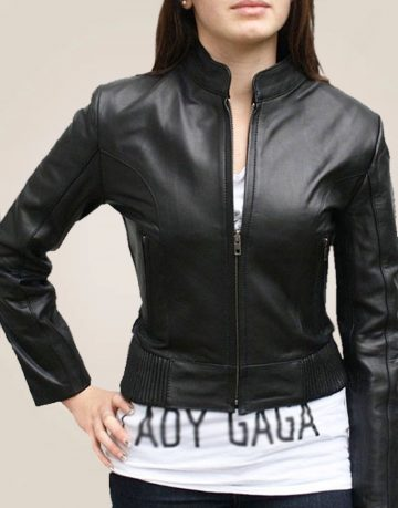 Utopia Women Leather Jacket