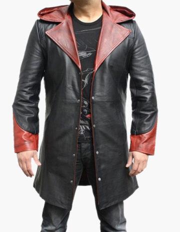 DMC Leather Jacket
