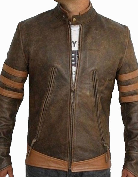 X-Men-Origins-Distressed-Leather-Jacket