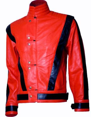 Michael Jackson Thriller Style Jacket