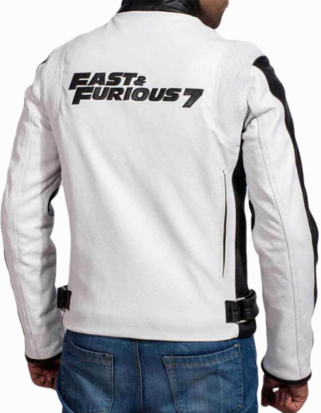 Furious 7 Dominic Toretto Leather Jacket (2)