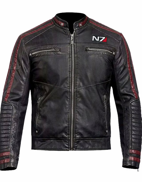 New-Mass-Effect-N7-Genuine-Leather-Jacket-1