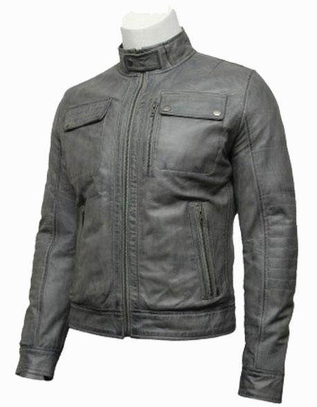 mens-classic-leather-biker-bomber-jacket-black-3