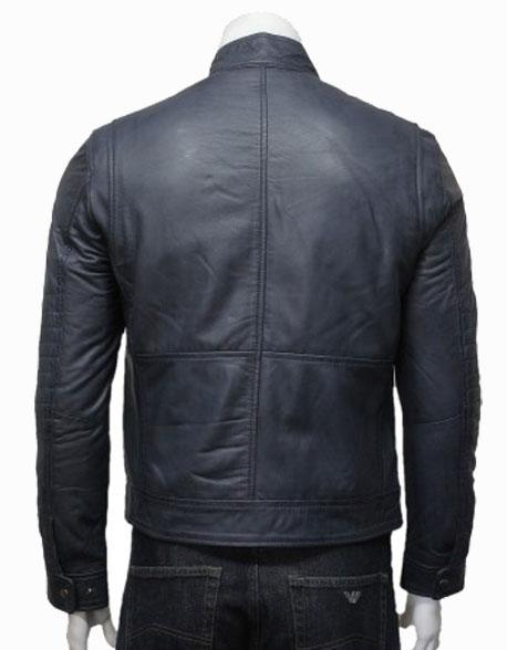 mens-classic-leather-biker-bomber-jacket-grey-3