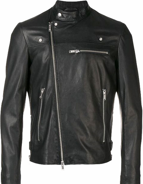 zipped leather jacket (3)