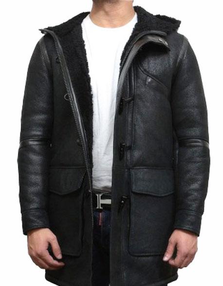men-s-hooded-luxury-sheepskin-pea-coat-german-navy-long-duffle-coat-2