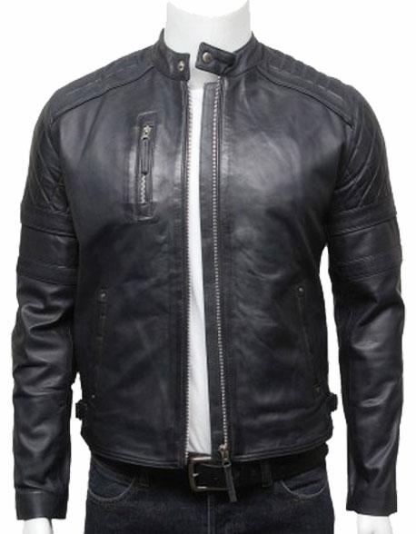 mens-classic-leather-biker-bomber-jacket-navy-blue-(1)
