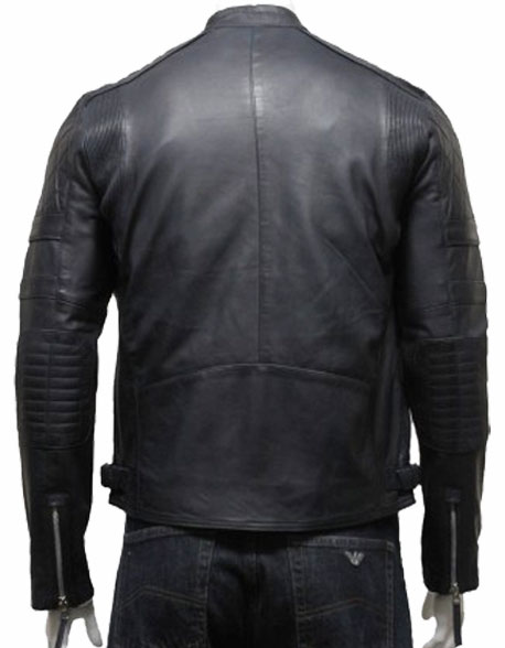 mens-classic-leather-biker-bomber-jacket-navy-blue-3