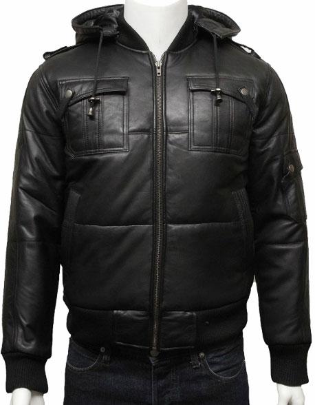 mens-classic-retro-puffed-leather-biker-jacket-black-(1)