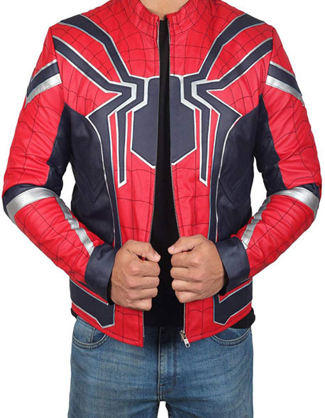 SPIDERMAN-INFINITY-WAR-JACKET