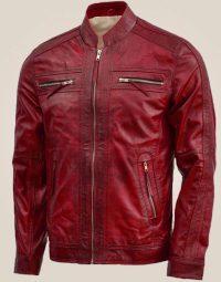 Men's-Vintage-Maroon-Leather-Jacket5 (3)