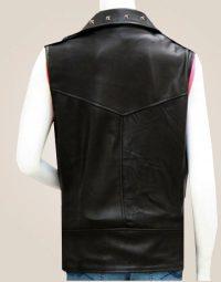Studded-Black-Women-Leather-Motorcycle-Vest---Zeneena2